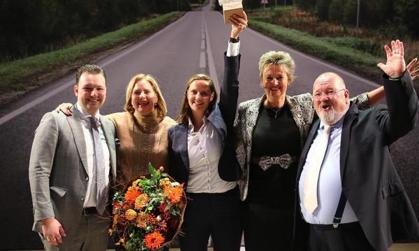Marieke Snoek wint JongTLN Award