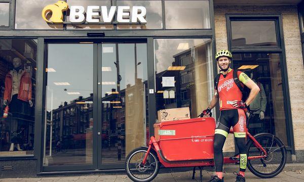 Fietskoeriers.nl gaat de pakketten van Bever bezorgen