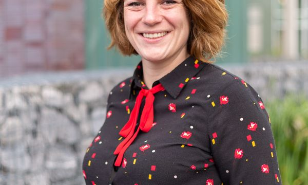 Marike ter Pelle, tendermanager bij Cycloon Post & Fietskoeriers